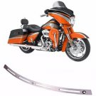 Slotted Batwing fairing WINDSHIELD TRIM For 1996-2013 HARLEY TOURING Tri BAGGER