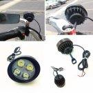 1 Piece Universal Motorcycle Mirror Mount LED Driving Fog Spot Light Spotlight
