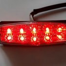 LED Brake Tail Light for Yamaha Dual Sport ATV YFZ WR XT TTR TW YZ 80 250 125