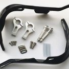 Black Dirt Bike HAND GUARDS for Kawasaki Suzuki Yamaha DRZ DS KLX YZ WR YZF XT