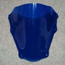 Blue Windscreen Windshield for 2009 2010 Suzuki GSXR1000 GSXR 1000 GSX-R K9