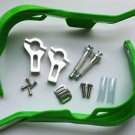 Green Dirt Bike ATV Hand Guards For Honda XR XL TRX CRF 250 350 400 600 XR650L