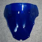 Blue Windscreen Windshield for Honda CBR929RR CBR 929 RR 929RR CBR929 2000-2001