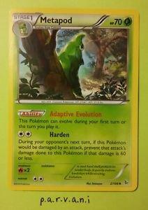 Flashfire Pokemon Card - Metapod (2 of 106)