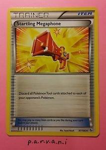 Flashfire Pokemon Card - Startling Megaphone (97 of 106)