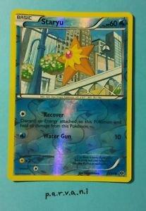 [REVERSE HOLO] Next Destinies Pokemon Card - Staryu (23/99)