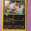 [REVERSE HOLO] Phantom Forces Pokemon Card - Purrloin (56/119)