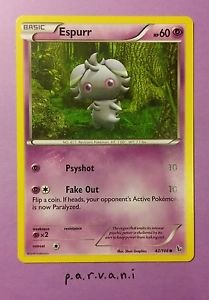 Flashfire Pokemon Card - Espurr (42 of 106)