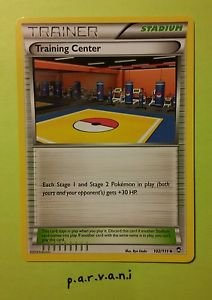 Furious Fists Pokemon Card - Training Center (102 of 111)