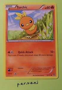 Furious Fists Pokemon Card - Torchic (12 of 111)