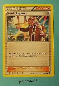 Furious Fists Pokemon Card - Battle Reporter (88 of 111)
