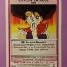 Sailor Moon Collectible Card Game - Ofuda Scroll (45/160)
