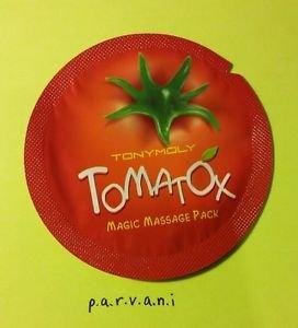 [SAMPLE] Tony Moly: Tomatox Magic Massage Pack