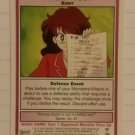 Sailor Moon Collectible Card Game - Fail A Test (60/160)