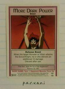 Sailor Moon Collectible Card Game - More Dark Power (103/160)