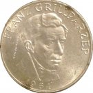 Austria 1964 25 Shillings (Franz Grillparzer)