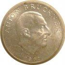 Austria 1962 25 Schilling (Anton Bruckner)