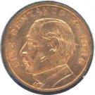 Mexico 1966 10 Centavos BU