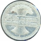 Germany 1921 J 50 Pfennig BU