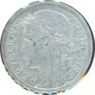 France 1945 2 Francs AU