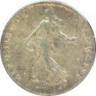 France 1917 50 Centimes VF