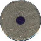 France 1935 10 Centimes Unc