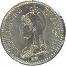 France 1992 1 Franc BU
