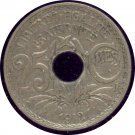 France 1927 25 Centimes UNC