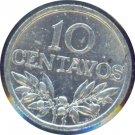 Portugal 1971 10 Centavos BU