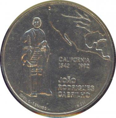 Portugal 1992 200 Escudos BU
