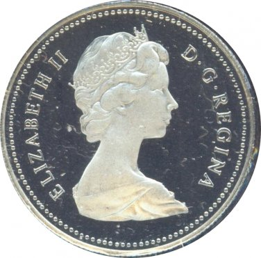 Canada 1981 50 Cents Proof