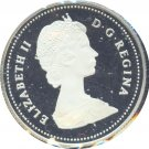 Canada 1986 50 Cents Proof