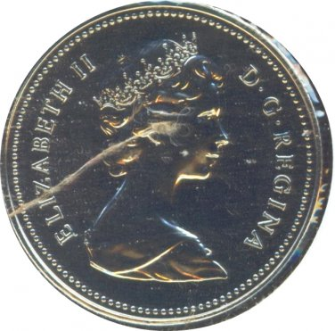 Canada 1979 50 Cents Proof-Like