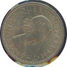 New Zealand 1964 6 Pence Unc