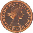 Great Britain 1970 1 Half Penny Proof