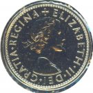 Great Britain 1970 1 Shiiling (Scotland) Proof