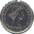 Great Britain 1970 Florin Proof