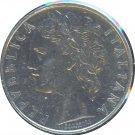 Italy 1974 100 Lire BU