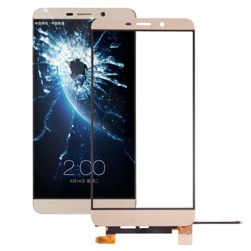 Letv Le Max / X900 Touch Screen Digitizer Assembly (Gold)