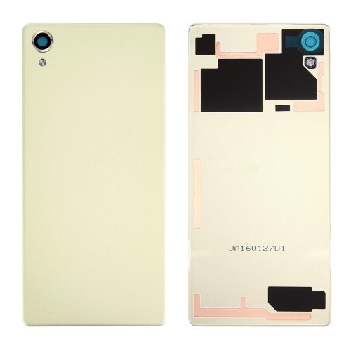 Sony Xperia X Back Battery Cover (Lime Gold)