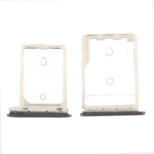 HTC 10 / One M10 SD Card Tray + SIM Card Tray (Grey)