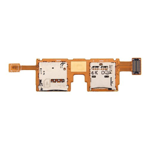 Samsung Galaxy Note Pro 12.2 LTE / P905 SIM & SD Card Reader Contact Flex Cable