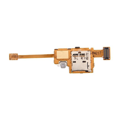 Samsung Galaxy Note Pro 12.2 / P900 SD Card Reader Contact Flex Cable