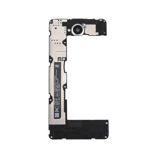 Microsoft Lumia 650 Back Plate Housing Camera Lens Panel