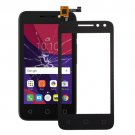 Alcatel One Touch Pixi 4 4.0 / 4034 Touch Screen Digitizer Assembly(Black)