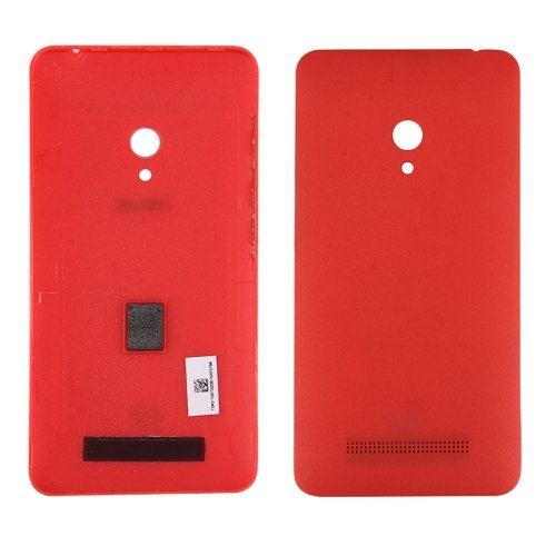 Asus Zenfone 5 Back Battery Cover(Red)