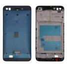 Huawei Enjoy 7 Front Housing LCD Frame Bezel Plate(Black)