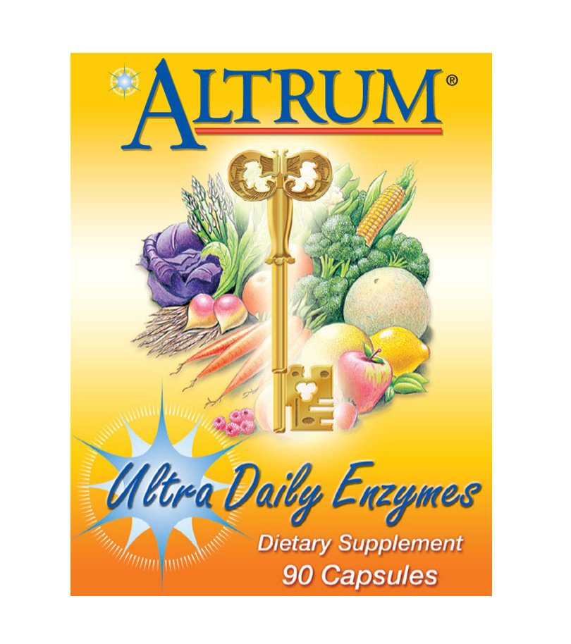 Ultra Daily Enzymes