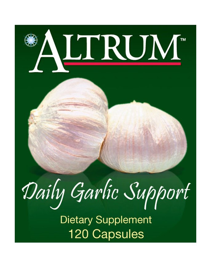 Daily Garlic Support