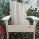 Minnesota adirondack chair, Minnesota chair, Minnesota wood chair, Minnesota shape chair, Minnesota